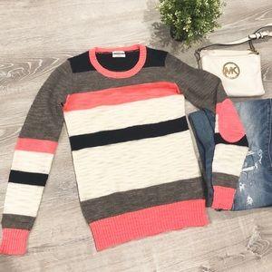 MADEWELL Wallace Wool Mohair Blend Sweater